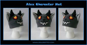 Alex Character Hat by delgrotto
