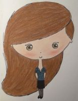 Chibi Me ! by JellyLoveHeart