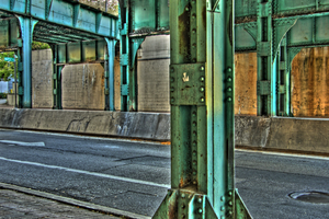 DownStreet - HDR by recursiveLoop