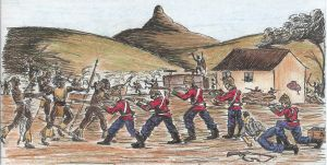 rorke's drift by EasyCompany101st