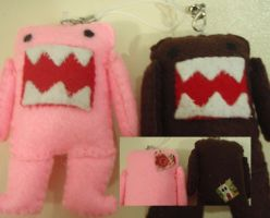 Domo-kun by darknessbind
