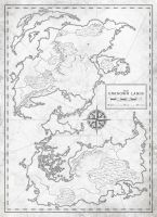 Map for sale by Nienna--Calaelen