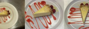 New York Style Cheesecake by Kyde-Drakes