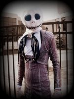 Jack Skellington by kisses1991