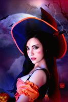 Bewitching Nidalee Cosplay//003 by Yayababy