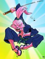 Usagi Yojimbo Colors by Intheswamp Ben by NewEraStudios