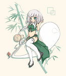 Youmu chinese by piggurin