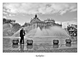 Karlsplatz - Munich by frescendine
