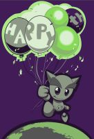Happy 8th by taho