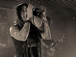 Amorphis, Mari's Coffee 2014 03 by Wolverica