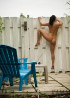 On the Fence by Kama-Photography
