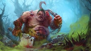 Dota2 Pudge by Kostya-PingWIN