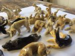 Ceramic dogs group 1 by ShipsGoat