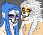 Happy Day of the Dead 2015! by lerato