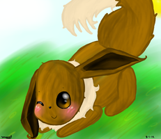 Eevee by Xmaggy9