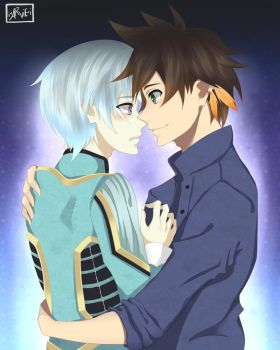 Sorey x Mikleo by i-Arvie-i