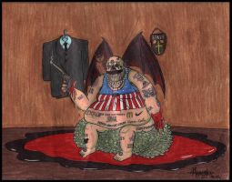 United States of Illuminati by Pascalism