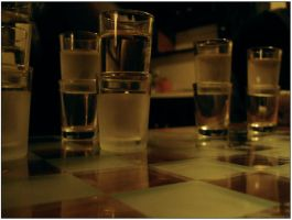 Drinking Checkers 2 by jacirae