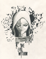 The Evil Within Ruvic by DarkAleXD