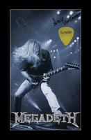 Dave Mustaine - Megadeth by nuke-