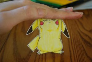 Paperchildren_Pikachu_squish by mAgICALnIGHTSKy