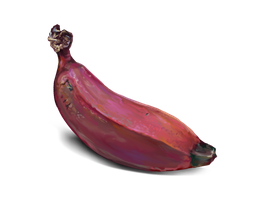 Red Banana by emptypulchritude