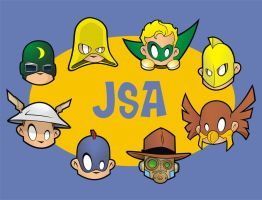 Heads Up JSA by HeadsUpStudios