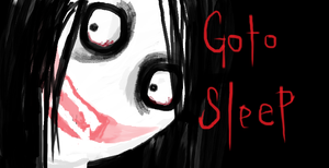 Its time to go to sleep by Riw-BloodyUsagii