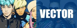 Big Bang Vector Cover by maddaluther