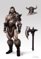 Barbarian by Ninjatic