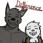 Difference - Avatar by Misfortunate-Rai
