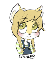 Churro by CuppycakeSprinkles