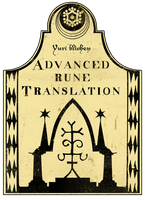 Advance Runes Translation by jhadha