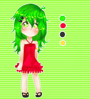 FEBCH: Watermelon Adoptable(CLOSED) by Aoi-chan01
