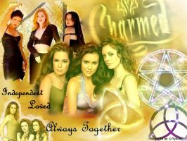 Charmed Ones by yybcia