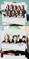 Pack PNG Girl's Day by pomzwon01