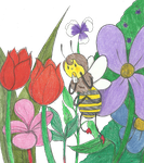 Busy Little Bee ::Bee Contest by askBero