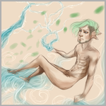 Triton that I would never finish by Makiinochan