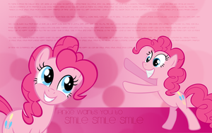 Smile smile smile Wallpaper by Timexturner