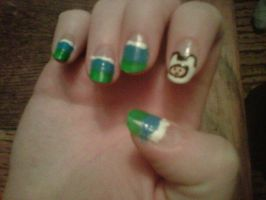 Finn Nails by mad-musician