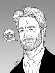 Hugh Jackman Maybe by Godsartist