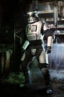 Mechanist by Almost-Human-Cosband
