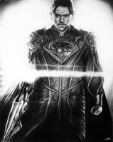 Man of Steel - Jor El by silv3rsia