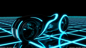 Tron Legacy Blender Render Alex 3dm by Bigbang06
