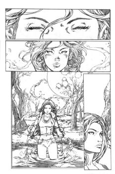 Aria Sequential pages 1 by surfercalavera