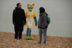 Chemic: Just a Normal Day Out by CuriousCreatures