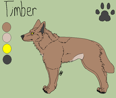 Real Timber Ref. by Ink--Chan