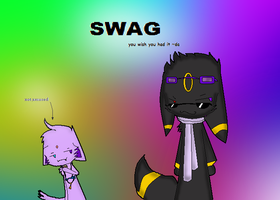 :AT: SWAG by BloodedFox