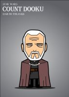 SW Gallery: Count Dooku by Xennethy
