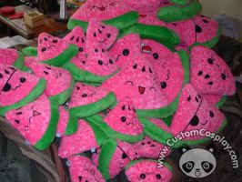 Watermelons for SakuraCon by The-Cute-Storm